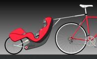 Fahrradtrailer