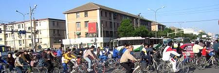 Fahrraeder In China