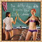Ditty Bops Bicycle Bikini Kalender