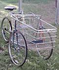 Lastenrad selbstgebaut