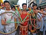 Fahrrad Piercing