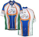 Google Rennfahrer-Jerseys