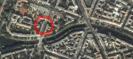 Rad-Spannerei Luftbild
