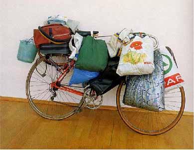 Andreas Slominskis Fahrräder
